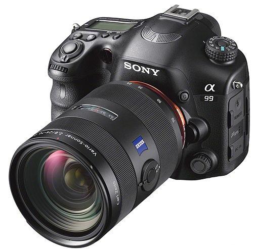 Service cámaras Reflex Sony