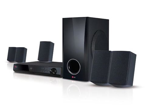 Service Home Theater LG