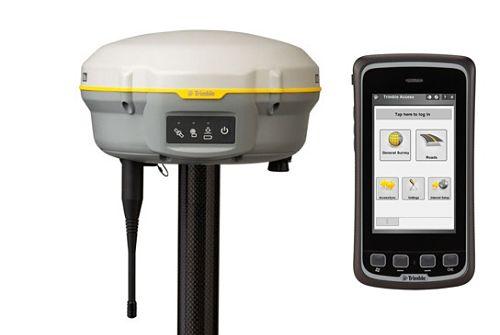 Service GPS Trimble en Uruguay